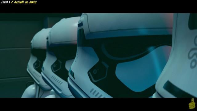 Lego Star Wars The Force Awakens: Lvl 1 / Assault On Jakku STORY – HTG
