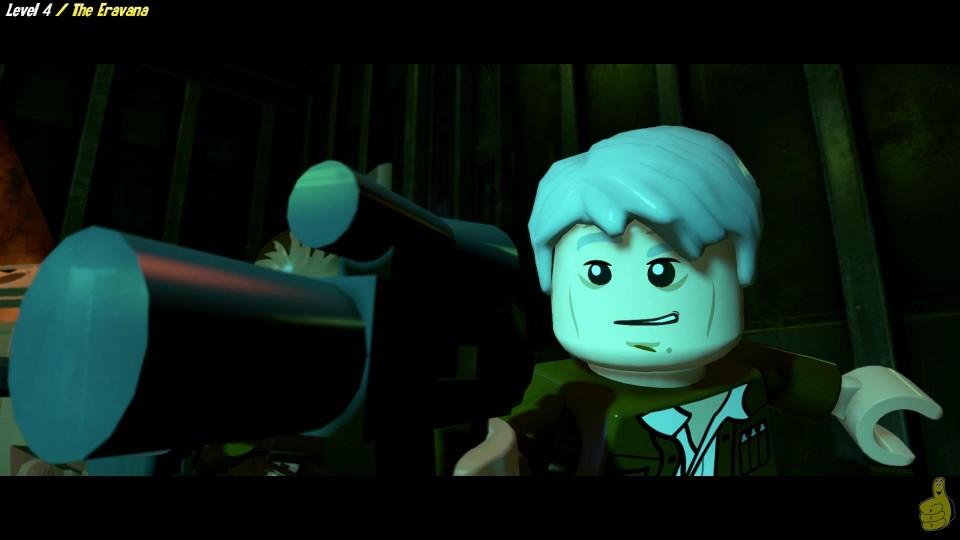 Lego Star Wars The Force Awakens: Lvl 4 / The Eravana STORY – HTG