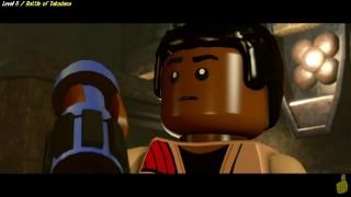 Lego Star Wars The Force Awakens: Lvl 6 / Battle of Takodana STORY – HTG