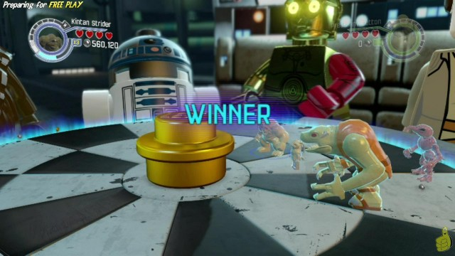 Lego Star Wars The Force Awakens: Preparing For FREE PLAY  – HTG