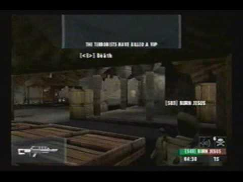 Vintage Socom Footage: EA BAD Volume 1 – HTG