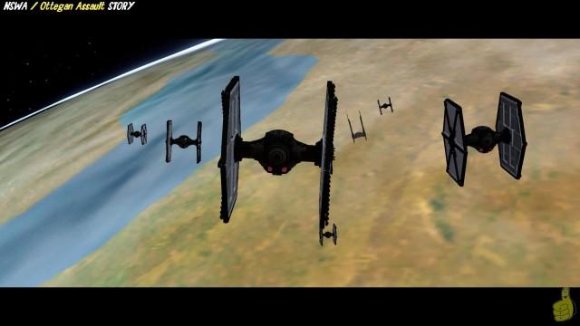 Lego Star Wars The Force Awakens: NSWA / Ottegan Assault STORY – HTG
