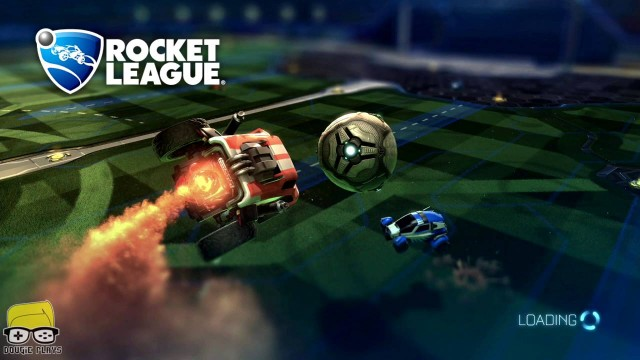 Dougie Plays: Rocket League Somewhat Good – HTG