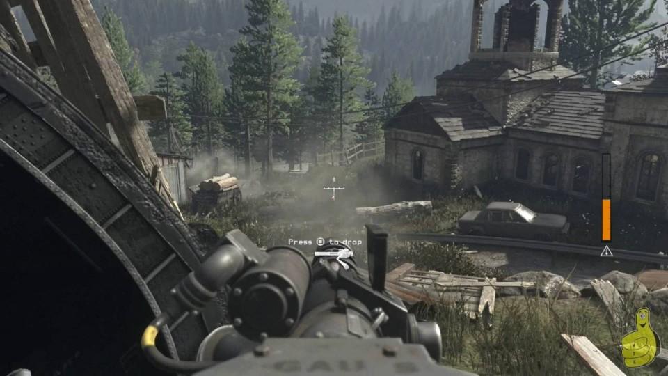 Call of Duty Modern Warfare Remastered: Flyswatter/Bird on the Ground Trophy/Achievement –  HTG