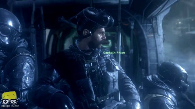 Dougie Plays: Call of Duty Modern Warfare Campaign!!! (PS4) – HTG