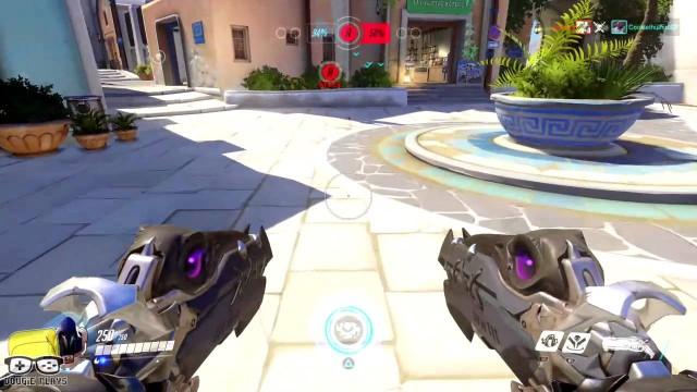 Dougie Plays: Overwatch Quickplay/Competitve!!! (PS4) – HTG