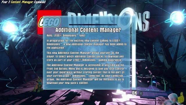 Lego Dimensions: Year 2 Content Manager Explained (PS4) – HTG