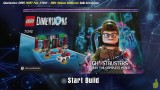 Lego Dimensions: ZHU's Chineese Restaurant / Build Instructions(Ghostbusters STORY Pack #71242)- HTG