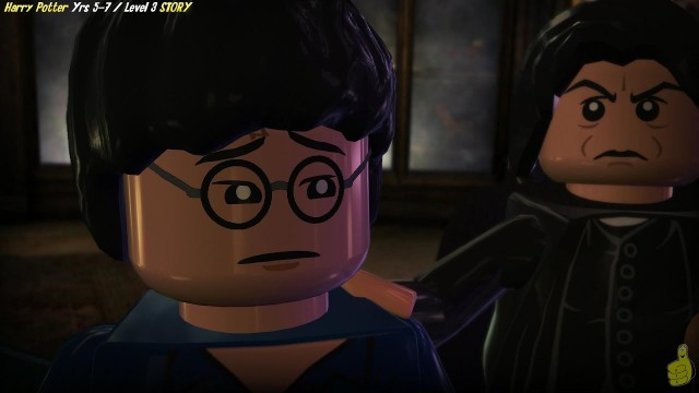 Lego Harry Potter Years 5-7: Level 3 / Focus STORY – HTG