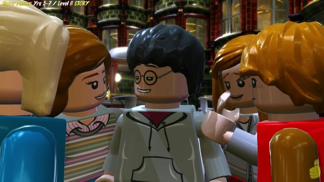 Lego Harry Potter Years 5-7: Level 6 / A Veiled Threat STORY – HTG