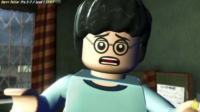 Lego Harry Potter Years 5-7: Level 1 / Dark Times STORY – HTG