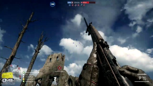 Dougie Plays: Battlefield 1 Multiplayer!!! (PS4) – HTG