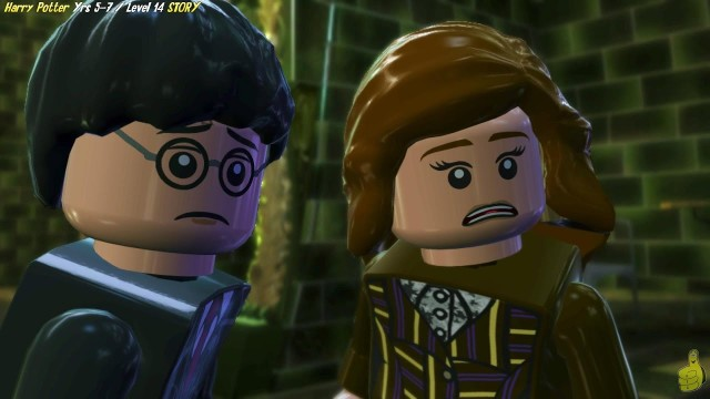 Lego Harry Potter Years 5-7: Level 14 / Magic Is Might STORY – HTG