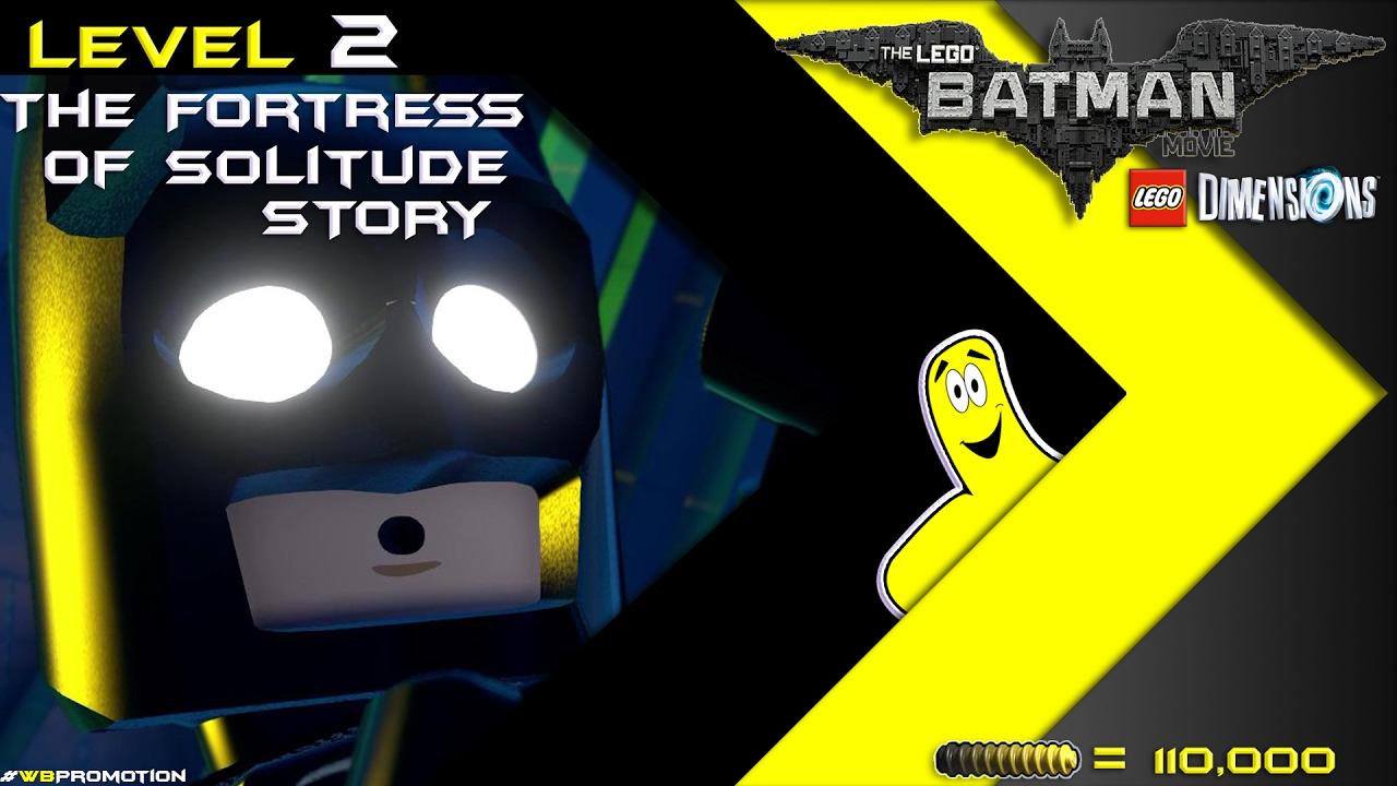 Lego Dimensions: Lego Batman Movie / The Fortress of Solitude STORY – HTG
