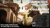 Sniper Elite 4: Level 2 / Bitanti Village (Collectibles Guide) – HTG