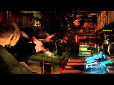 Resident Evil 6: First Look – Jake Demo – HTG