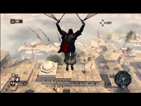 Assassins Creed Revelations: Almost Flying Trophy/Achievement – HTG