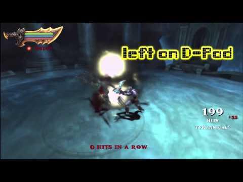 God of War Ghost of Sparta: Athena Challenge 2 – HTG