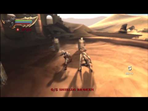 God of War Ghost of Sparta: Athena Challenge 3 – HTG