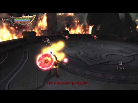 God of War Ghost of Sparta: Athena Challenge 4 – HTG