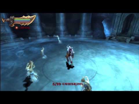 God of War Ghost of Sparta: Athena Challenge 5-  HTG