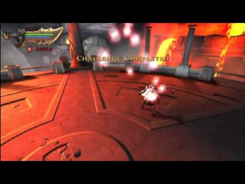 God of War Ghost of Sparta: Athena Challenge 6 – HTG