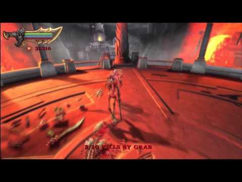 God of War Ghost of Sparta: Athena Challenge 8 – HTG