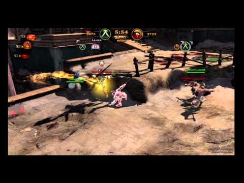 God of War: Ascension: Mutliplayer Beta Playthrough – HTG