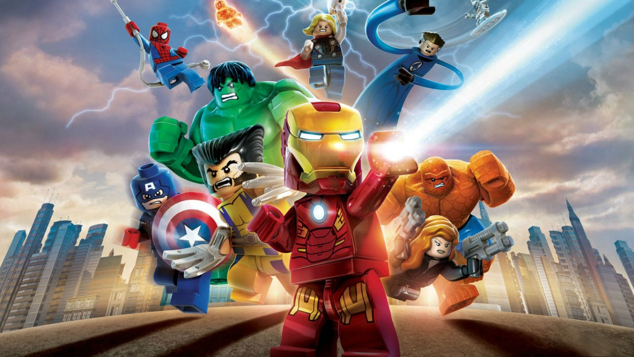 LEGO Marvel Super Heroes – Everything we know so far – HTG