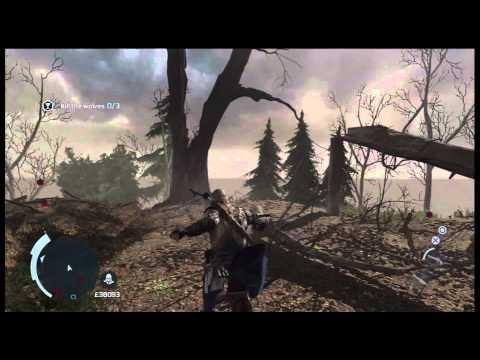Assassin's Creed 3: Oak Island Walkthrough (Captian Kidd's Treasure) -HTG