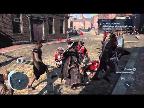 Assassin's Creed 3: Spit Roast Trophy/Achievement – HTG