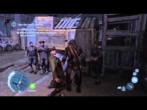 Assassin's Creed 3: Spoiler Free Walkthrough Part 32 (Sequence 9) – HTG
