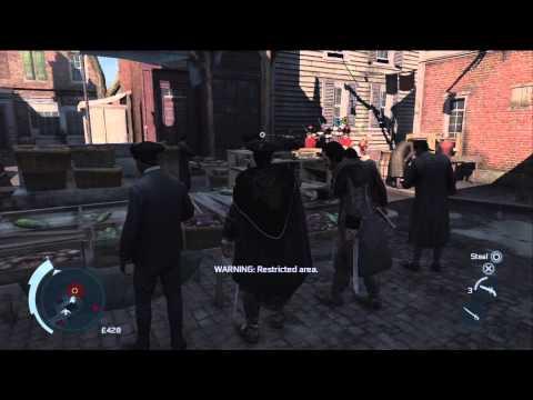 Assassin's Creed 3: Spoiler Free Walkthrough Part 5 (Sequence 2) – HTG