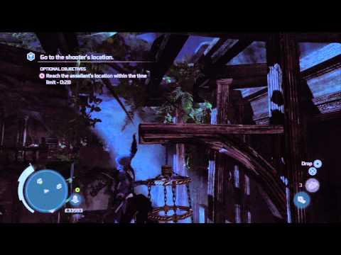 Assassin's Creed 3: The Mad Doctor's Castle (Captian Kidd's Treasure) -HTG