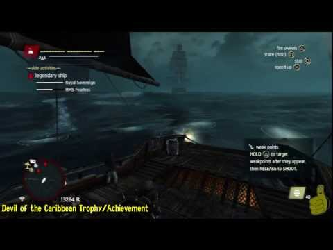 Assassin's Creed IV Black Flag: Devil of the Caribbean (HMS Fearless & Royal Sovereign) – HTG