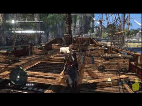 Assassin's Creed IV Black Flag: Sequence 12 Memory 2 (Royal Misfortune) 100% Sync – HTG