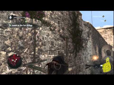 Assassin's Creed IV Black Flag: Sequence 2 Memory 2 (…And My Sugar?) 100% Sync – HTG