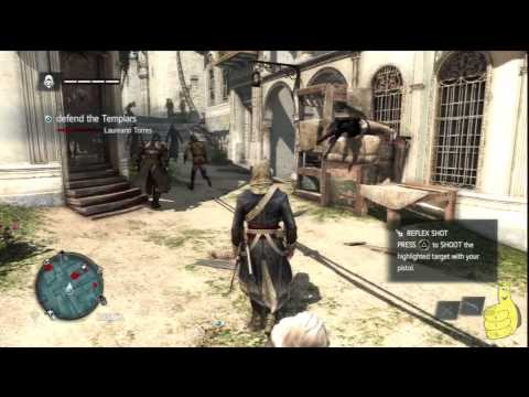Assassin's Creed IV Black Flag: Sequence 2 Memory 4 (The Man They Call The Sage) – 100% Sync – HTG
