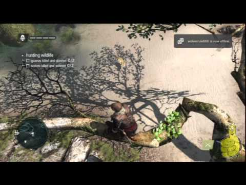 Assassins Creed IV Black Flag: Sequence 3 Memory 1 (This Tyro Captain) 100% Sync – HTG