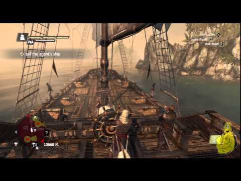 Assassin's Creed IV Black Flag: Sequence 3 Memory 5 (Sugarcane And Its Yields) 100% Sync – HTG