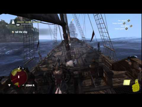 Assassin's Creed IV Black Flag: Sequence 3 Memory 6 (Proper Defenses) 100% Sync – HTG