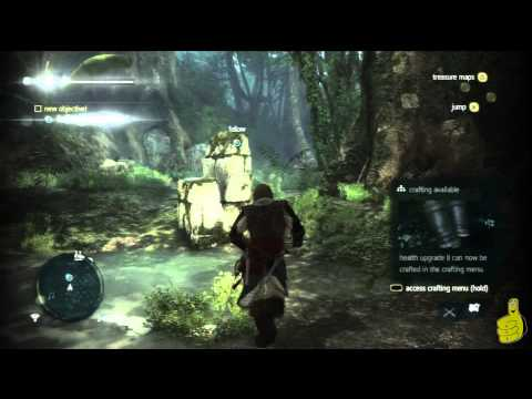 Assassin's Creed IV Black Flag: Sequence 4 Memory 1 (This Old Cove) 100% Sync – HTG