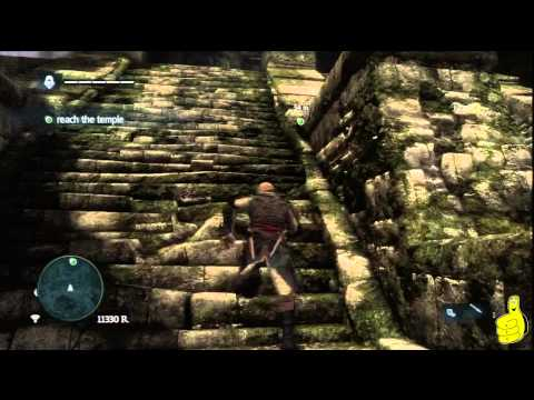 Assassin's Creed IV Black Flag: Sequence 4 Memory 3 (The Sage's Buried Secret) 100% Sync – HTG