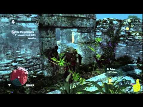 Assassin's Creed IV Black Flag: Sequence 4 Memory 4 (Overrun and Outnumbered) 100% Sync – HTG
