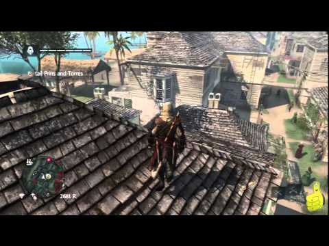 Assassin's Creed IV Black Flag: Sequence 5 Memory 2 (Traveling Salesman) 100% Sync – HTG