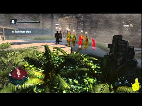 Assassin's Creed IV Black Flag: Sequence 7 Memory 1 (We Demand a Parlay) 100% Sync – HTG
