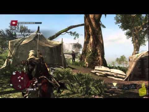 Assassin's Creed IV Black Flag: Sequence 7 Memory 2 (The Gunpowder Plot) 100% Sync – HTG