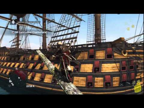 Assassin's Creed IV Black Flag: Sequence 7 Memory 3 (Commodore Eighty-Sixed) 100% Sync – HTG