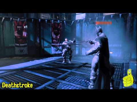 Batman Arkham Origins: Point Counter-Point – Trophy/Achievement – HTG