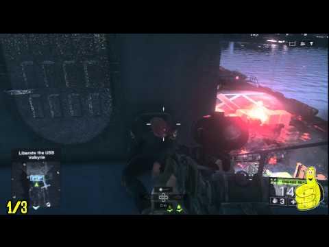 Battlefield 4: Dog Tag / Weapon Locations – Suez Mission – HTG